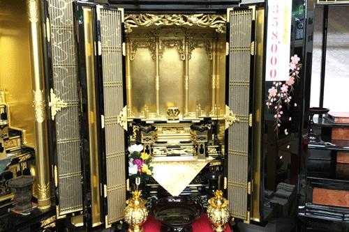 仏壇・仏像のご修繕